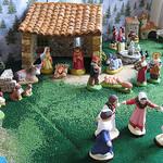Crèche de noël par csibon43 - Les Arcs 83460 Var Provence France