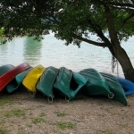 Kayac - au bord du Lac de Ste Croix par mistinguette18 - Les Salles sur Verdon 83630 Var Provence France