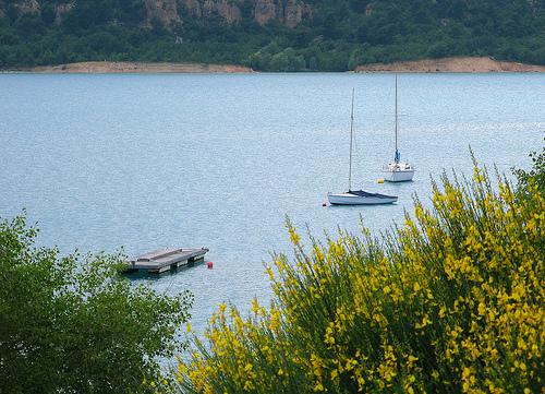 Lac de Sainte-Croix by mistinguette18