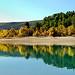 La pointe - Lac de Sainte-Croix by Charlottess - Les Salles sur Verdon 83630 Var Provence France