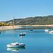Calme plat sur lit turquoise - Lac de Sainte-Croix by Charlottess - Les Salles sur Verdon 83630 Var Provence France