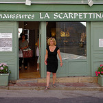 Chaussures La Scarpettina by Morpheus © Schaagen - Lorgues 83510 Var Provence France