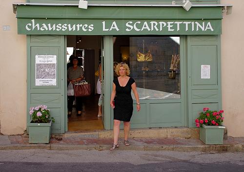 Chaussures La Scarpettina par Morpheus © Schaagen