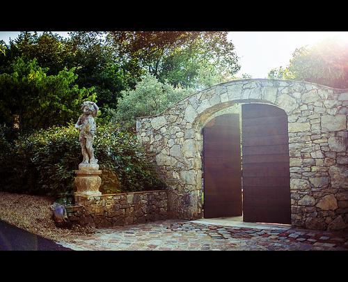 Jardin de Bruno by DHaug