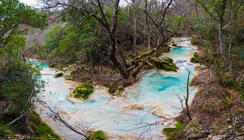 Panoramique Rivière de la Castelette  by guitou2mars