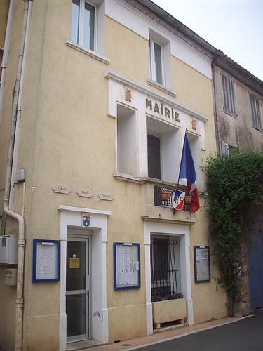 Hôtel de Ville, Néoules, Var. by Only Tradition