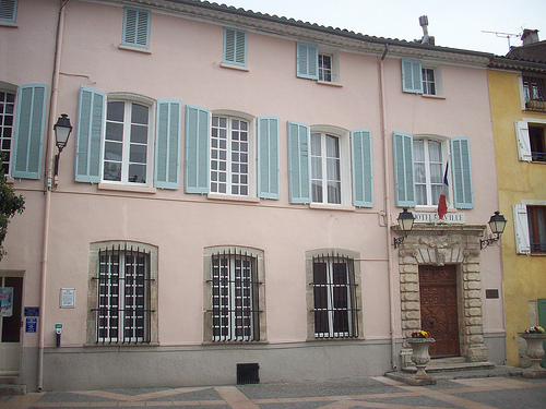 Hôtel de Ville, Pignans, Var. by Only Tradition