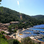 Rade de Port-Cros par Seb+Jim - Port Cros 83400 Var Provence France