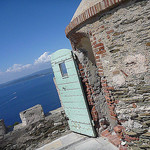Fort de l'Estissac - Views from Port Cros by Steph Wright - Port Cros 83400 Var Provence France