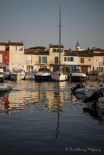 Port Grimaud : port de plaisance by moudezoreil