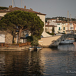 Paysage de Port Grimaud par moudezoreil - Port Grimaud 83310 Var Provence France