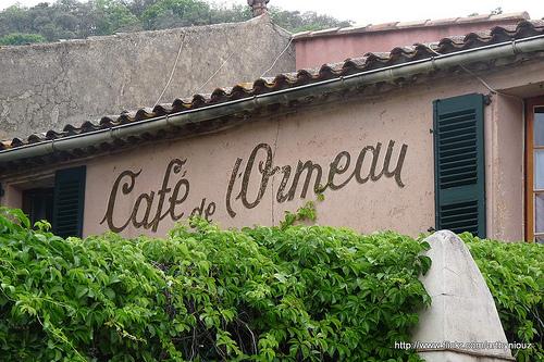 Café de l'Orneau par Niouz