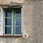 Vieille fenêtre par Niouz - Ramatuelle 83350 Var Provence France