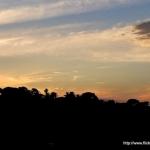 Coucher de soleil sur Ramatuelle par Niouz - Ramatuelle 83350 Var Provence France