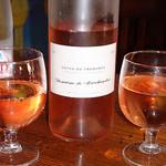 Rosé wine, Cotes de Provence by Verlink - Ramatuelle 83350 Var Provence France