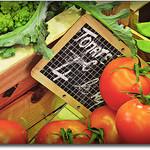 Tomate - At the market par Beriadan - Ramatuelle 83350 Var Provence France