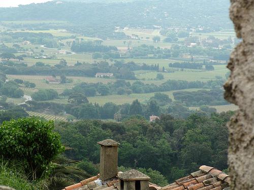 Vue depuis Ramatuelle by Verlink