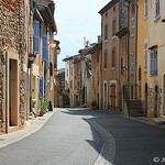 Regusse Street, Provence, France by saraharris.sh64 - Regusse 83630 Var Provence France