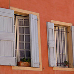 Windows in Provence by CTfoto2013 - Rians 83560 Var Provence France