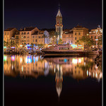 Night Reflection par  - Sanary-sur-Mer 83110 Var Provence France