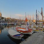 Vieux-port de Sanary by  - Sanary-sur-Mer 83110 Var Provence France