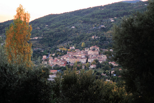 Seillans village - evening by JB photographer