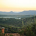 Seillans evening par  - Seillans 83440 Var Provence France
