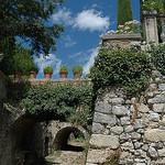 village de Seillons Source d'Argens par M.Andries - Seillons Source d'Argens 83470 Var Provence France