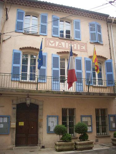Hôtel de Ville, Signes, Var. by Only Tradition