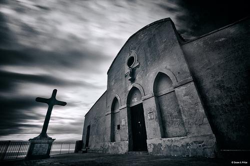 Notre Dame Du Mai by Sean Joseph Price