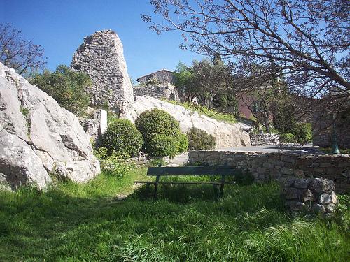 Ancien château des Forbin, Solliès-Ville, Var. par Only Tradition