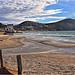 La plage de sable de Saint-Cyr-sur-Mer by Charlottess - St. Cyr sur Mer 83270 Var Provence France