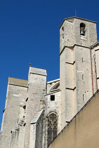 L'église basilique de Saint-Maximin by mistinguette18