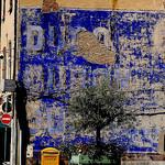 """Ancienne réclame : """"Dubonnet"""" à St Maximin by choudoudou - St. Maximin la Ste. Baume 83470 Var Provence France"""