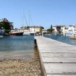 Ponton par Niouz - Port Grimaud 83310 Var Provence France