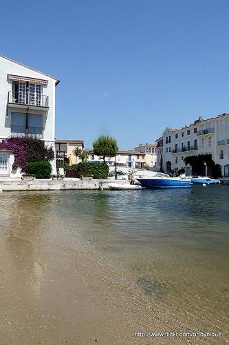 Port Grimaud par Niouz