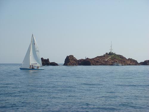 L'île du Lion de Mer par csibon43