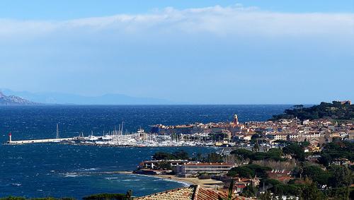 Saint-Tropez dans le vent.... par myvalleylil1