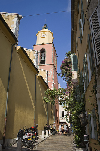 Saint-Tropez - L'église par cpqs