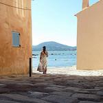 Apprécier la mer par Niouz - St. Tropez 83990 Var Provence France