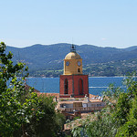 Clocher de St Tropez by spencer77 - St. Tropez 83990 Var Provence France