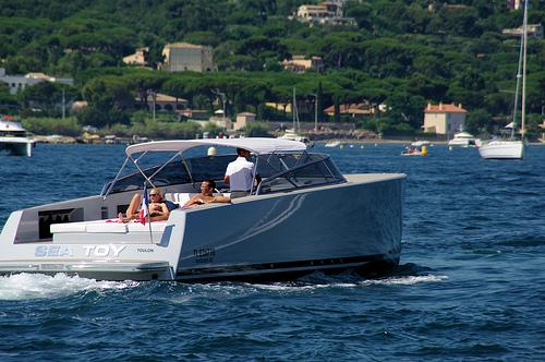 Sea Toy .....yacht design par Morpheus © Schaagen