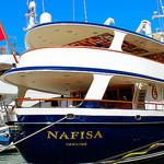 Yatch : Nafisa Hamilton by Morpheus © Schaagen - St. Tropez 83990 Var Provence France