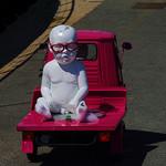Baby on Board par Morpheus © Schaagen - St. Tropez 83990 Var Provence France