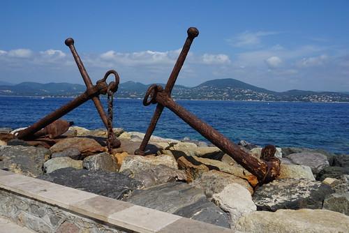 La baie de Saint-Tropez by Marc Bouzon