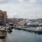 Le port de St Tropez par Marc Bouzon - St. Tropez 83990 Var Provence France