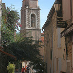 Old streets of St-Tropez by Sokleine - St. Tropez 83990 Var Provence France