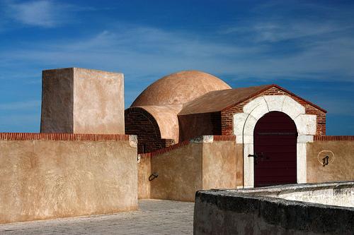 The Citadel of Saint-Tropez par Sokleine