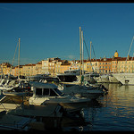 Le port de Saint-Tropez by Patchok34 - St. Tropez 83990 Var Provence France