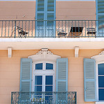 Saint Tropez - Balcony with a view by  - St. Tropez 83990 Var Provence France
